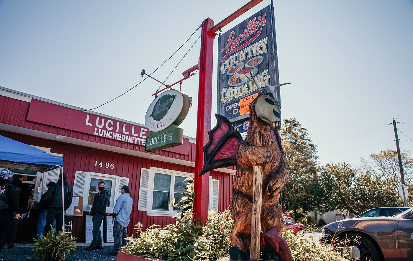 Lucille's Country Cooking in Barnegat.