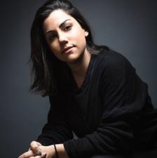 A professional portrait of Rayka Zehtabchi.